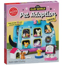 Klutz Pet Adoption Truck