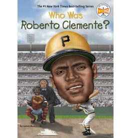 Penguin Randon House Who Was Roberto Clemente?