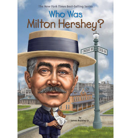 Penguin Who Was Milton Hershey?