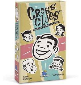 Blue Orange Cross Clues