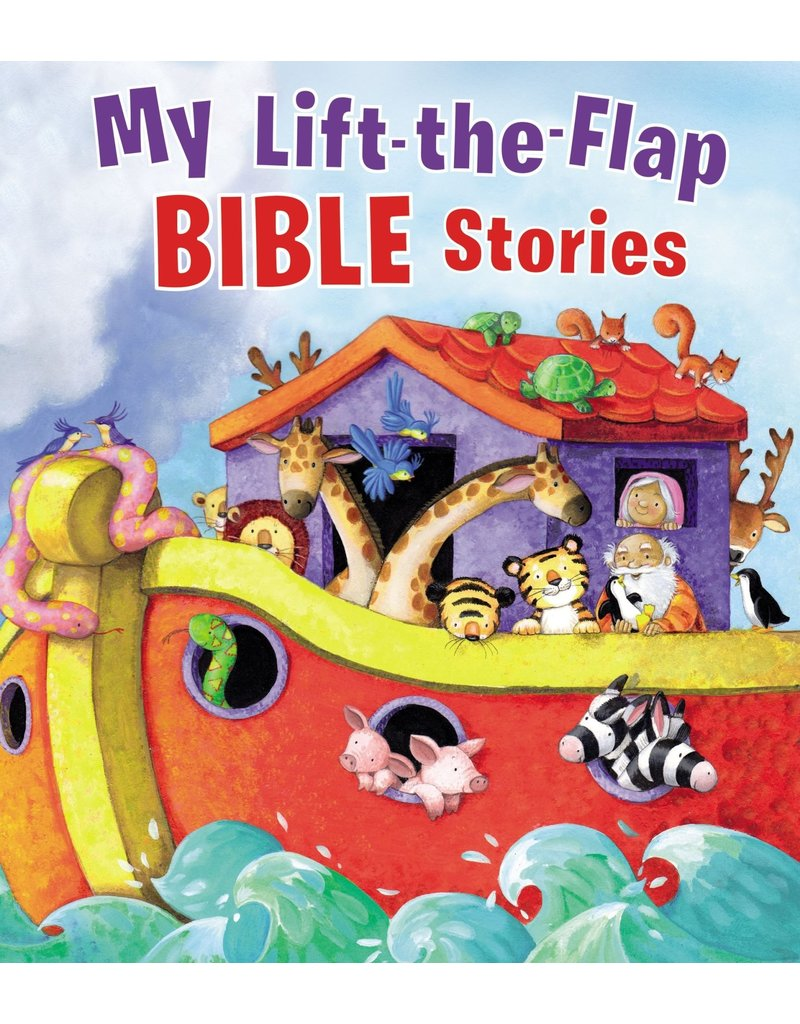 Thomas Nelson My Lift the Flap Bible Stories