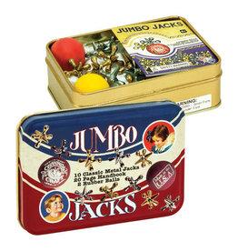 ChannelCraft Jumbo Jacks in Tin