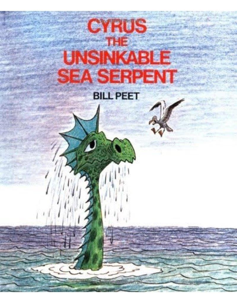 Houghton Mifflin Cyrus the Unsinkable Sea Serpent