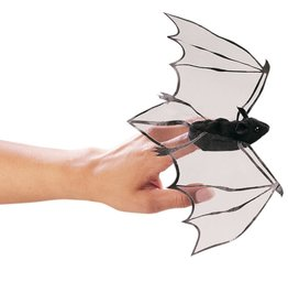 Folkmanis Mini Bat Puppet