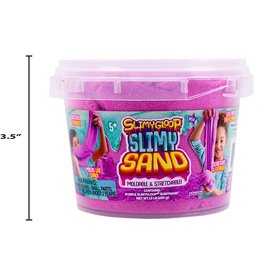 SlimyGloop Slimy Sand Small Bucket - Purple