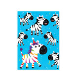 Peaceable Kingdom Zebra Original BD