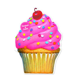 Peaceable Kingdom Cupcake Birthday Card