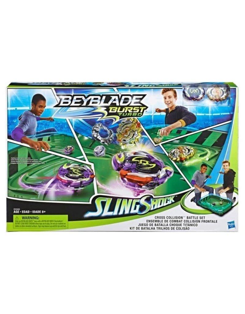 Hasbro Beyblade  Double Barrel Slingshot