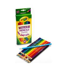 Crayola 24 ct. Watercolor Pencils