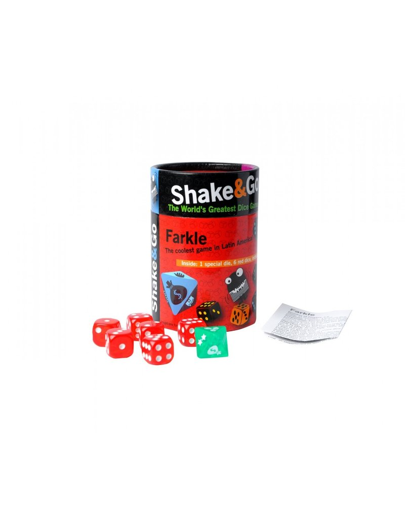 The Purple Cow Shake & Go Games