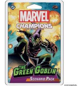 Fantasy Flight Games Marvel Champ Exp. Green Gobblin