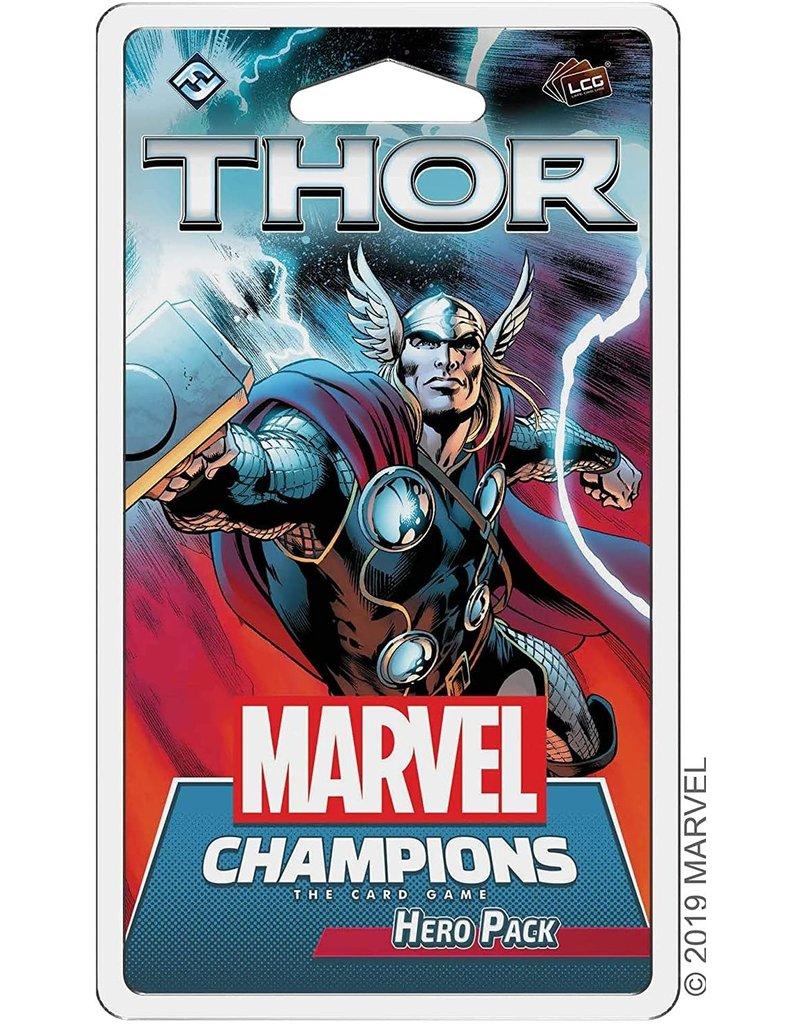 Fantasy Flight Games Marvel Champion Hero Pack: Thor