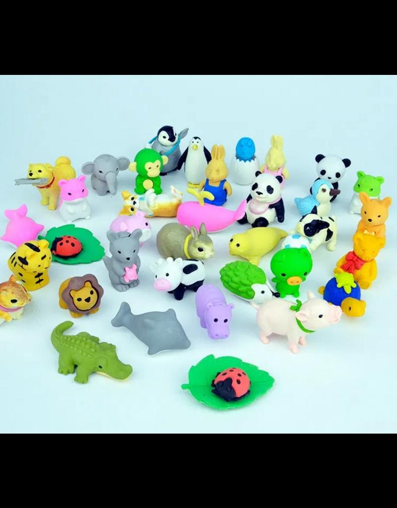Mini Animal Erasers