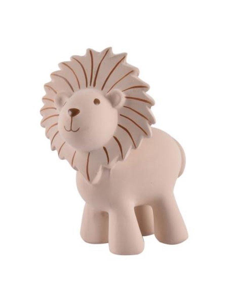 Tikiri Lion - Natural Rubber Rattle