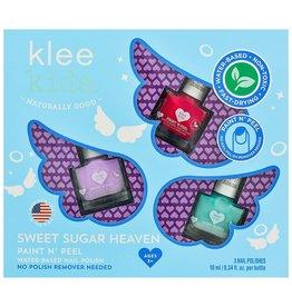 Klee Naturals Sweet Sugar Heaven Nail Kit