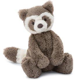 Jellycat Bashful Raccoon Medium