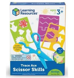 Learning Resources Trace Ace Scissor Skills Set