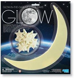 Toysmith Glow Moon & Stars
