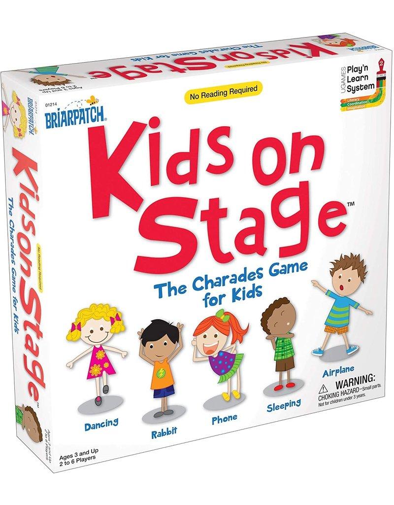 University Games Kids on Stage