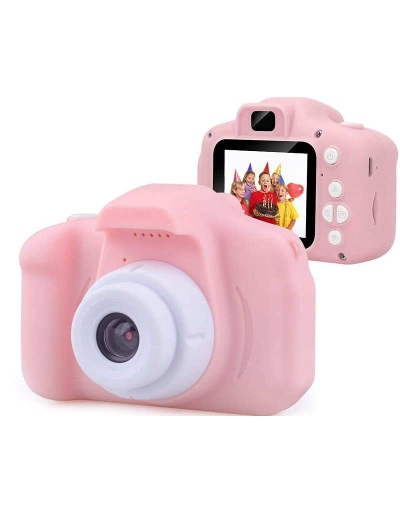 Kids Mini Digital Camera Pink