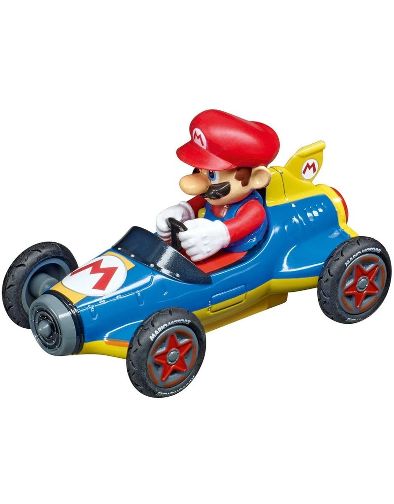 Carrera Mario Kart Go  Racetrack Car