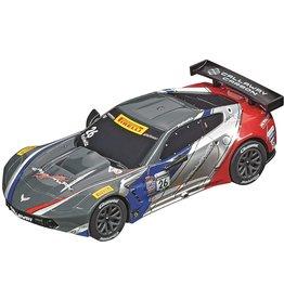 Carrera Corvette Go Racetrack Car