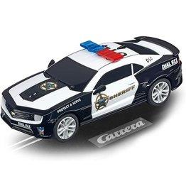 Carrera Camaro Sheriff Go Racetrack Car