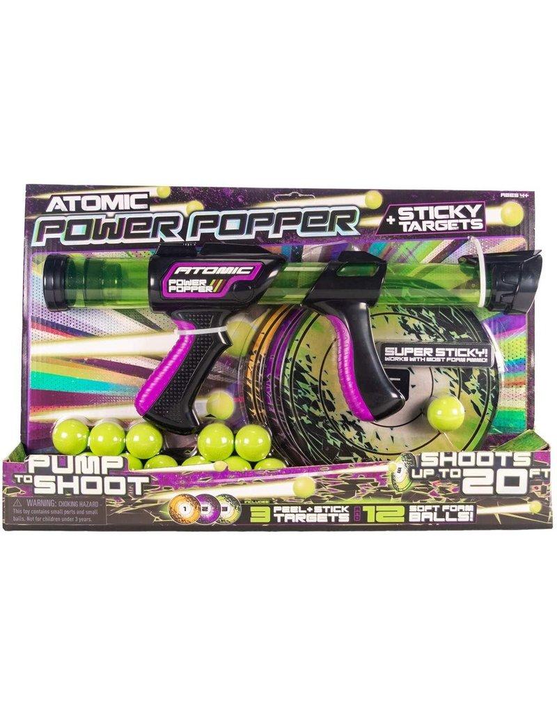 Hog Wild Atomic Power Popper Pack w/Targets