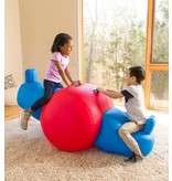 HearthSong Inflatable See-Saw Rocker