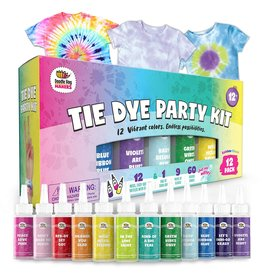 Doodle Hog Easy Tie Dye Party Kit