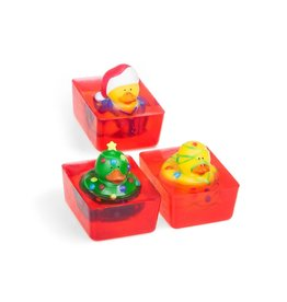 Heartland Fragrance Christmas Lights Duck Toy Soap