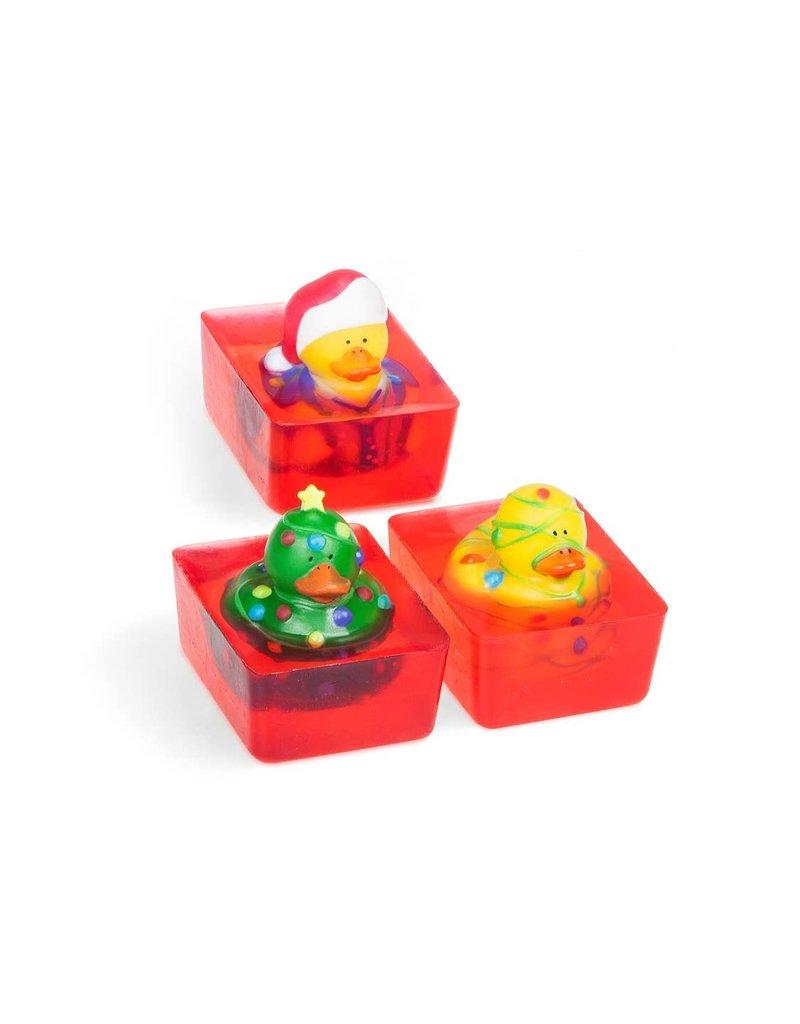 Heartland Fragrance Christmas Lights Duck Toy Soap
