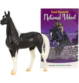 Breyer Breyer National Velvet Horse and Book Set