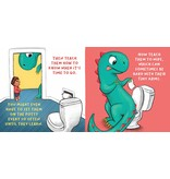 Workman Pub How to Potty Train a Dinosaur