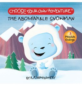 CHOOSECO The Abominable Snowman Board Book