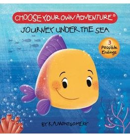 CHOOSECO Journey Under the Sea Board Book