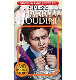 CHOOSECO SPIES: Harry Houdini