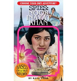 CHOOSECO SPIES: Noor Inayat Khan