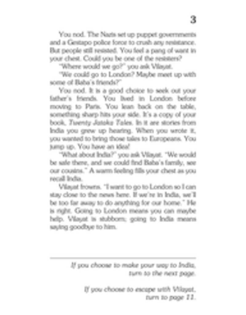 CHOOSECO SPIES: Noor Inayat Khan