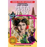 CHOOSECO SPIES: Mata Hari