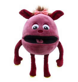 the Puppet Company Rasberry Baby Monster Puppet