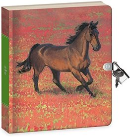 Peaceable Kingdom Wild Horse Diary