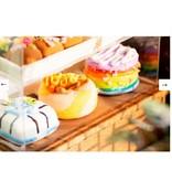 Hands Craft DIY Miniature Ice Cream Station