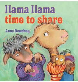 Penguin Group Llama Llama Time to Share