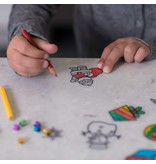 Creativity for Kids Christmas Shrink Fun Tinsel Tree