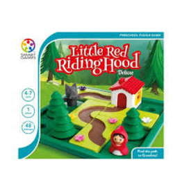Smart Toys and Games Little Red Riding Hood