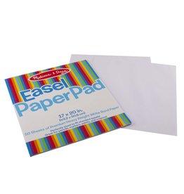 "Melissa and Doug Easel Paper Pad (17""x20"")"