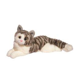 Douglas Toys Smokey Gray Cat