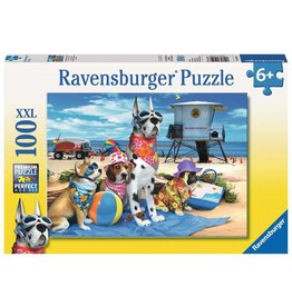Ravensburger No Dogs on the Beach 100 pc