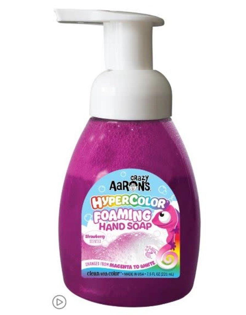 Crazy Aaron Strawberry Color Change Foam Soap